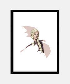 Daenerys Targaryen Dragon Mother
