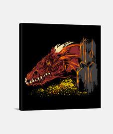 dans la demeure du dragon