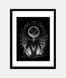 Dark Jack print