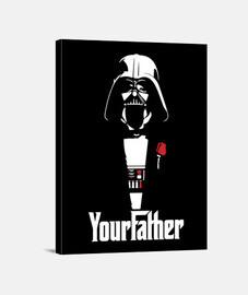 Dark Vador - YourFather (Le Parrain)