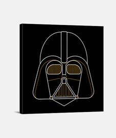 Darth Vader minimalista