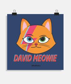 David Bowie parodie chat