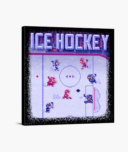 Tableau de hockey sur glace ver 2