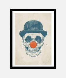 Dead clown cuadro