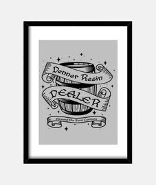Denner Resin Dealer (El Nombre del Viento)