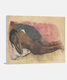 Desnudo horizontal (1894-1895)