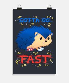 devo andare veloce