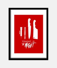 Dexter - Tonight is the night