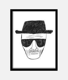 dibujo de heisenberg