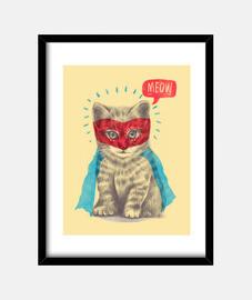 dibujo del gato