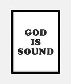 dieu est sound