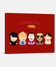 Dikkenek Park