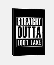 directamente del botín del lago