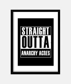 directamente fuera de anarquía acres