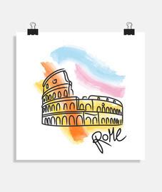 Disegno Roma