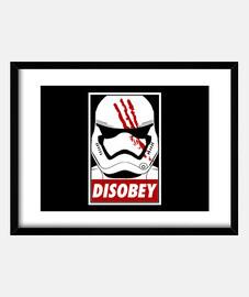 disobey (black)