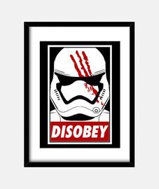 Disobey (noir)