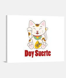 Doy Suerte - Gato Chino