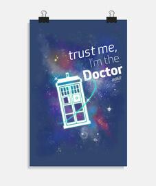 dr who : croyez-moi je suis le docteur