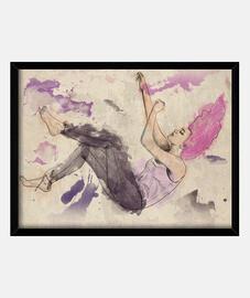 dream boîte violette
