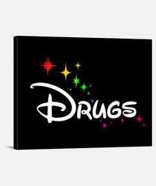 drogues (drogues) couleurs - dope