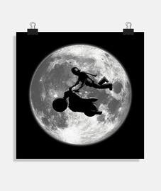 duca caboom over poster della moon