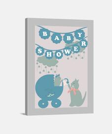 ducha del bebé