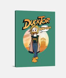 ducktor who-ho