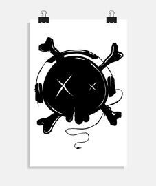 écouteurs de musique d39amour