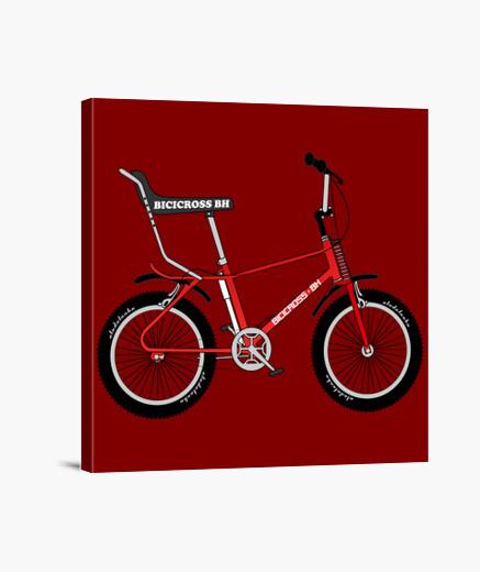 Efedefunko © Bicicross BH 1978 Red -...