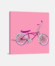efedefunko © Low Rider Pink Swagg - Lienzo Cuadrado 1:1 - (40 x 40 cm)