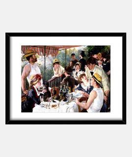 El almuerzo de los remeros (1880-1881)