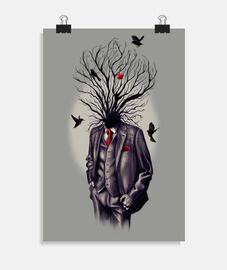 el árbol de Adán