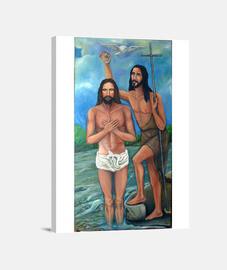 El Bautismo de Jesús (lienzo)