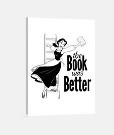 el libro fue mejor