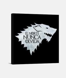 El norte nunca olvida. Casa Stark.
