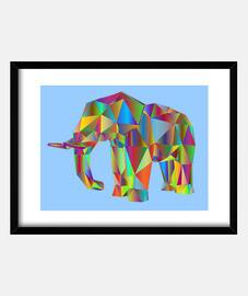 Elefante color