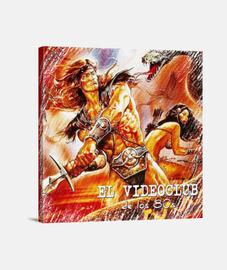 Elvideoclubdelos80s - Barbarian