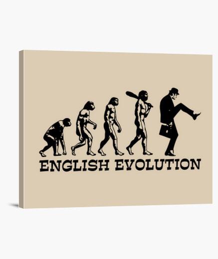 Tableau English evolution