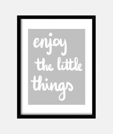 enjoy le little cose bianco