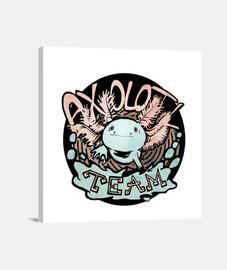 equipo de lona axolotl 2