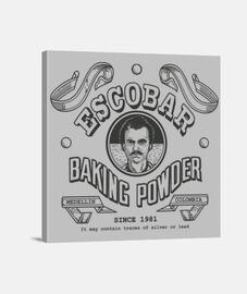 escobar vintage baking powder