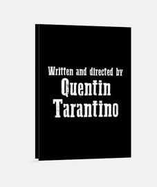 escrito y dirigido por quentin tarantin