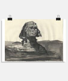 Esfinge de Gizah.