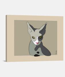Esfinge grey