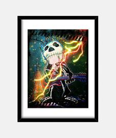 Esqueleto mandril