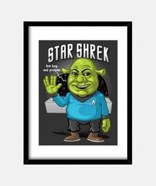 estrella de shrek