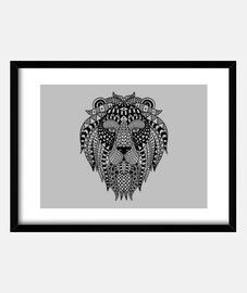 ethnic lion