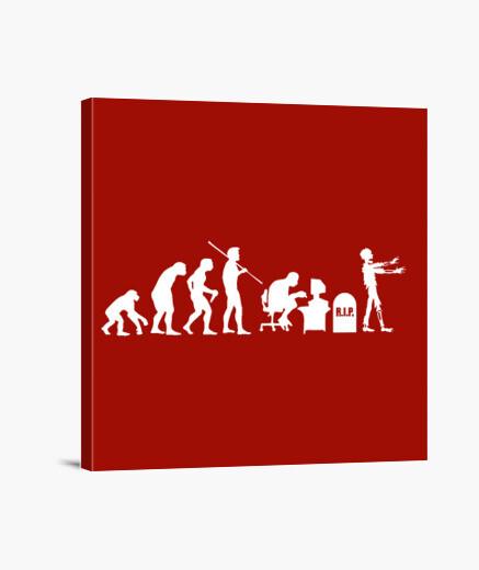 Evolution canvas