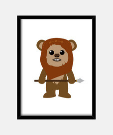Ewok de Star Wars